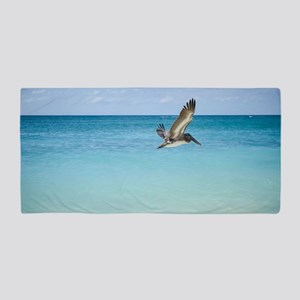 Flying Free Beach Towel