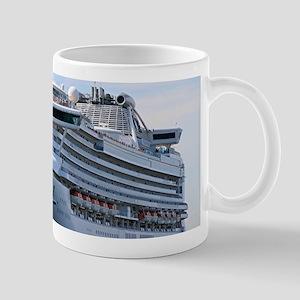 Cruise ship 13: Diamond Princess Mugs