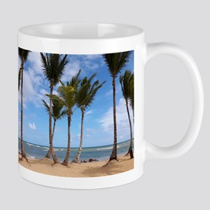 Punta Cana Beach Mugs