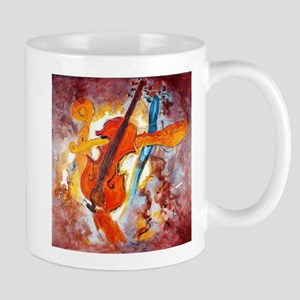 Homage to Stradivarius Mug