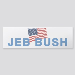Jeb Bush 2016 Sticker (Bumper)