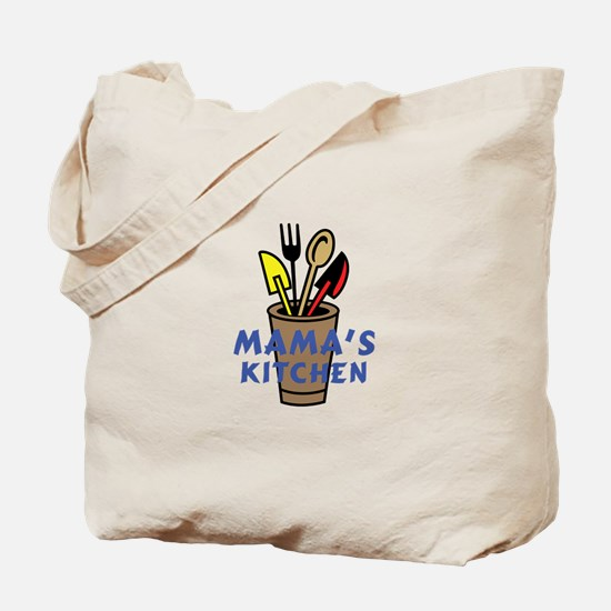MAMAS KITCHEN Tote Bag