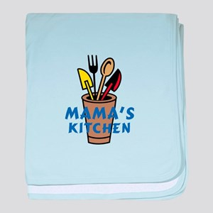 MAMAS KITCHEN baby blanket