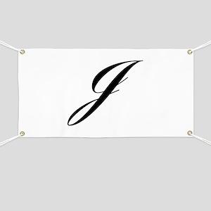 J-Lou black Banner