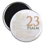 Psalm 23 Magnets