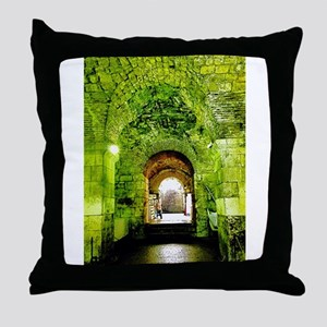 Guardian Of The Light Throw Pillow
