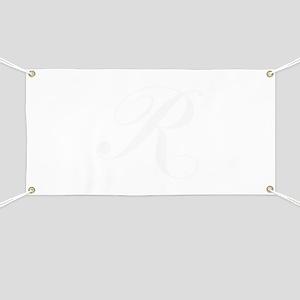 R-Lou white Banner