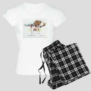 Pacolet Cheyenne Sam Women's Light Pajamas