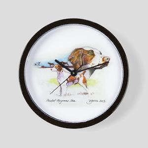 Cheyenne Sam Wall Clock