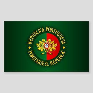Portugal (rd) Sticker