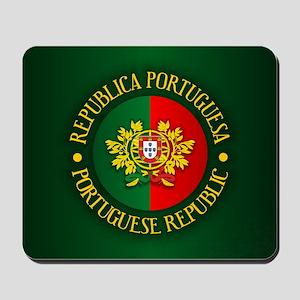 Portugal (rd) Mousepad
