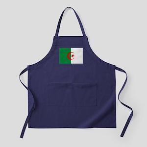 Algeria Flag Apron (dark)