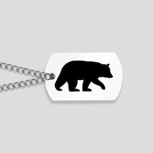 Black Bear Dog Tags