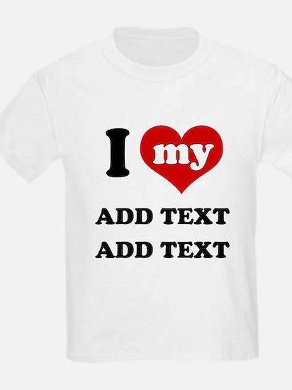 Cute Girlfriend T-Shirt