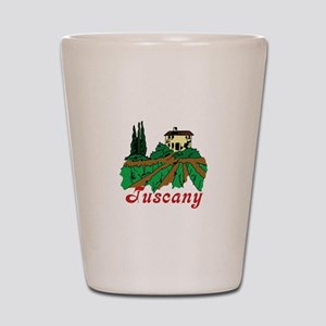 TUSCANY Shot Glass