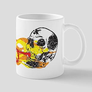 Skull Trumpet Mug