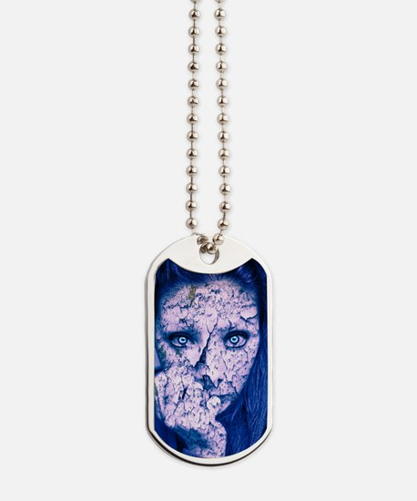 Cracking From the Chronic Pain Dog Tags