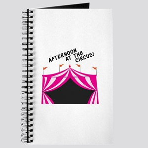 At the Circus Journal