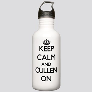 Keep Calm and Cullen O Stainless Water Bottle 1.0L
