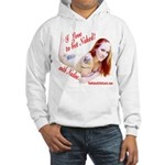 I love to Get Naked! with Nadine Hoodie