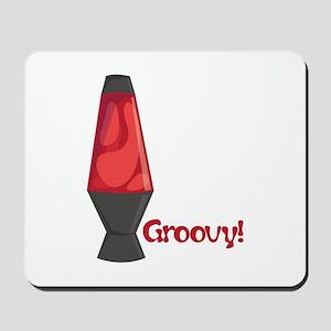 Groovy! Mousepad