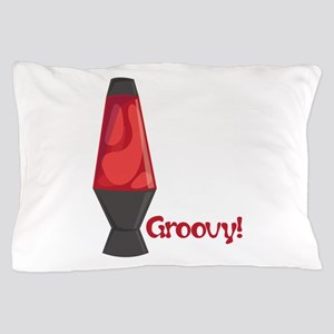 Groovy! Pillow Case