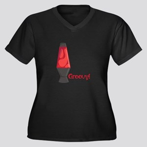 Groovy! Plus Size T-Shirt