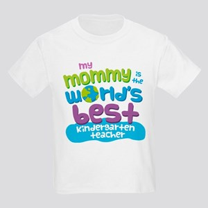 Teacher Mom Kids Light T-Shirt