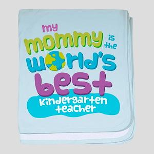 Teacher Mom baby blanket