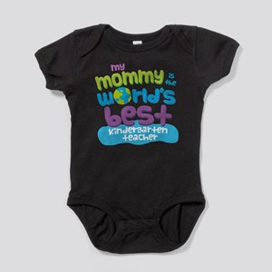 Teacher Mom Baby Bodysuit