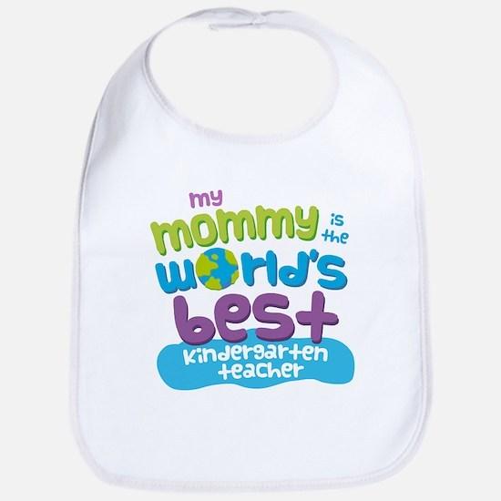 Teacher Mom Bib