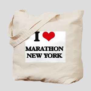 I love Marathon New York Tote Bag