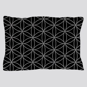 Flower of Life Ptn GB Pillow Case