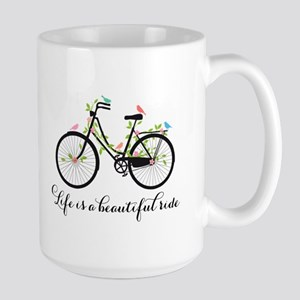 Life is a beautiful ride Mugs