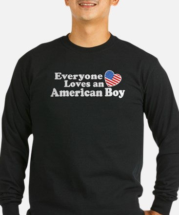 Everyone Loves an American Boy T