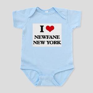 I love Newfane New York Body Suit