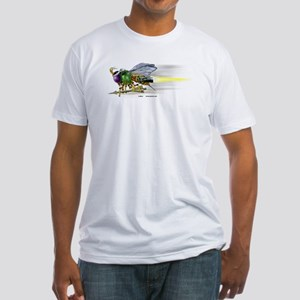 The American Killer Bee Fitted T-Shirt