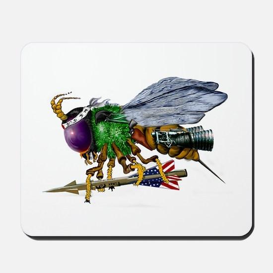The American Killer Bee Mousepad