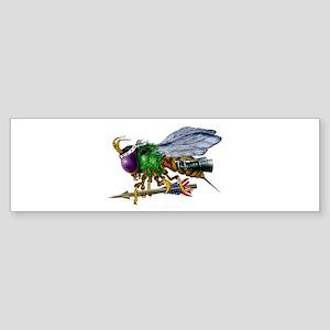 The American Killer Bee Sticker (Bumper)