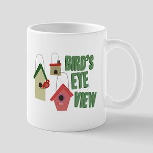 Bird's Eye View Mugs