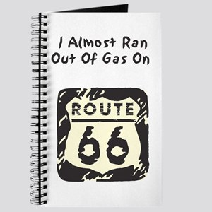 Rt 66 Ran out of Gas Journal