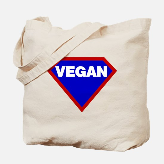 Supervegan Tote Bag
