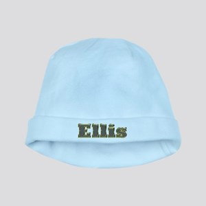 Ellis Gold Diamond Bling baby hat