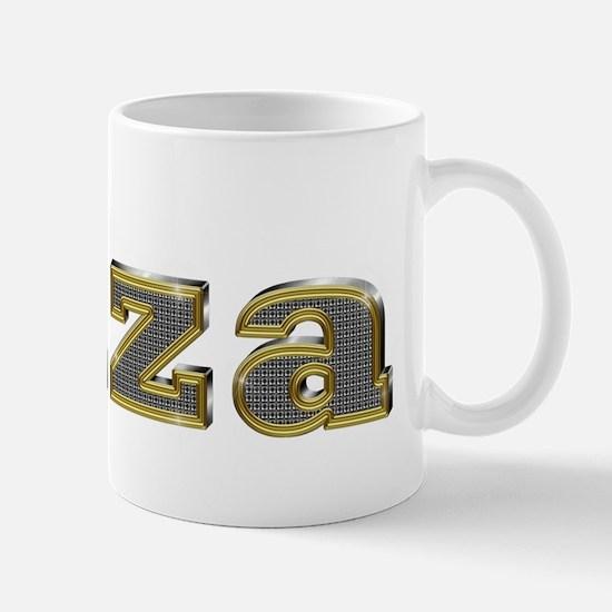Eliza Gold Diamond Bling Mugs
