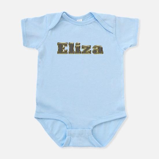 Eliza Gold Diamond Bling Body Suit