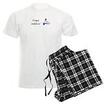 Yoga Addict Men's Light Pajamas