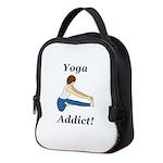 Yoga Addict Neoprene Lunch Bag