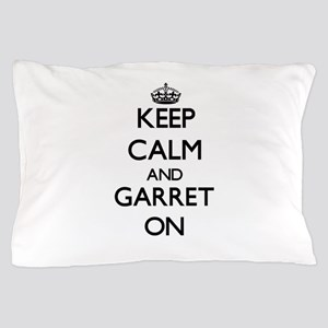 Keep Calm and Garret ON Pillow Case