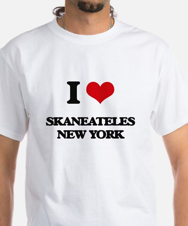 I love Skaneateles New York T-Shirt