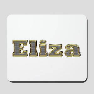 Eliza Gold Diamond Bling Mousepad